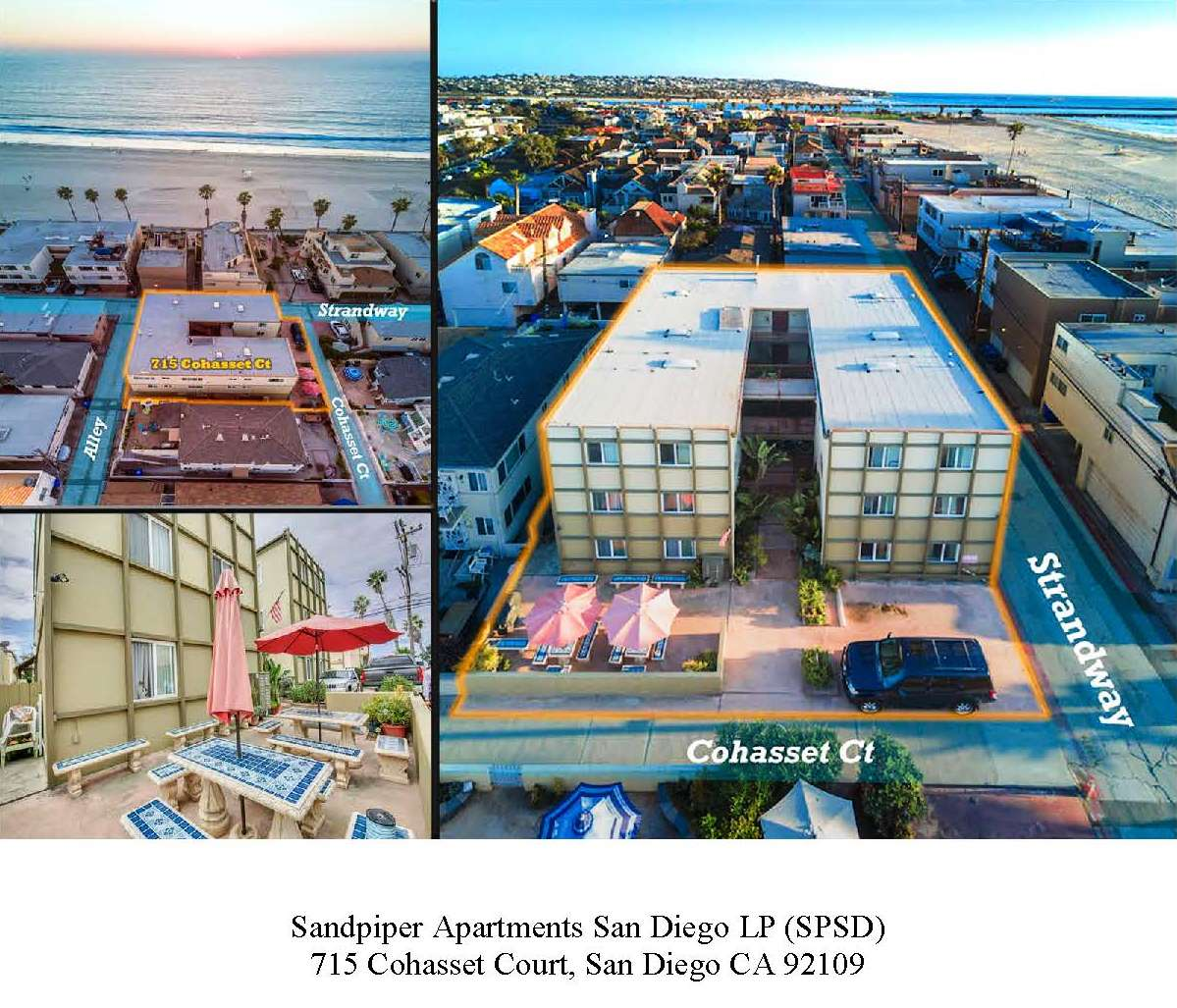 FULL FUNDED-SANDPIPER APARTMENTS